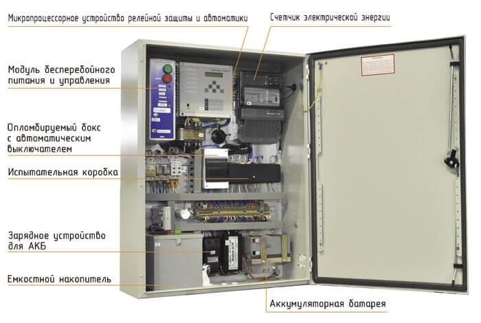НМ ПСС-10-СУ микропроцессорная защита