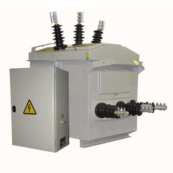 Пункт Коммерческого Учета электроэнергии ПСС-10-ПУ