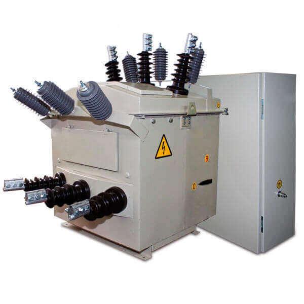 Реклоузер с функцией коммерческого учета электроэнергии ПСС-10-СУ